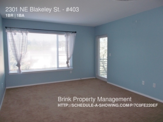 1 Bedroom 1 Bathroom House for rent at 2301 Ne Blakeley St. in Seattle, WA