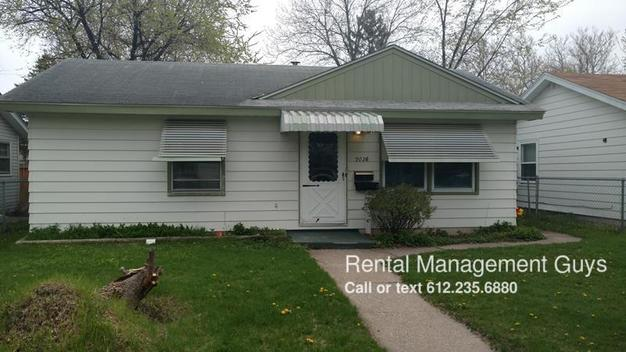 2 Bedrooms 1 Bathroom House for rent at 5036 Fremont Ave N in Minneapolis, MN