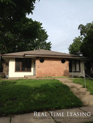 2 Bedrooms 1 Bathroom House for rent at 1948 Hayes St. Ne (left Side) in Minneapolis, MN
