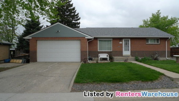 3 Bedrooms 2 Bathrooms House for rent at 7231 Worley Dr in Denver, CO