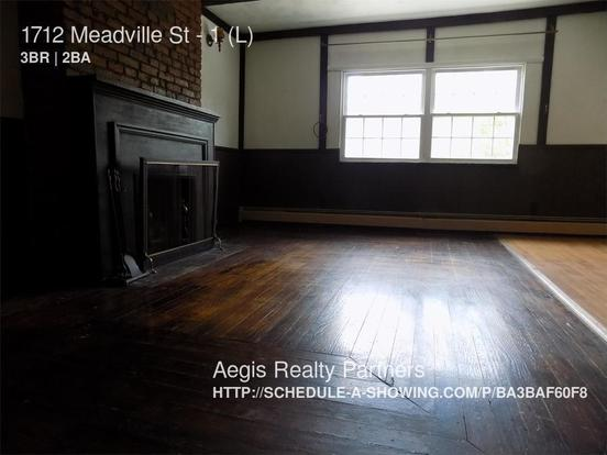 3 Bedrooms 1 Bathroom House for rent at 1712 Meadville St in Pittsburgh, PA