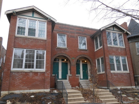 2 Bedrooms 1 Bathroom House for rent at 3915 Botanical 1 F in St Louis, MO