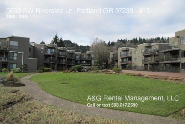 2 Bedrooms 2 Bathrooms House for rent at 5630 Sw Riverside Ln Portland Or 97239 in Portland, OR