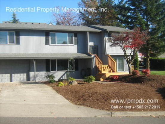 3 Bedrooms 2 Bathrooms House for rent at 9272 Sw 7th Ave. in Portland, OR