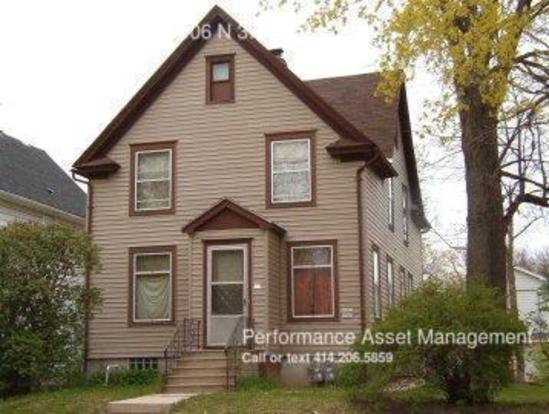 2 Bedrooms 1 Bathroom House for rent at 5406 N 37th St in Milwaukee, WI