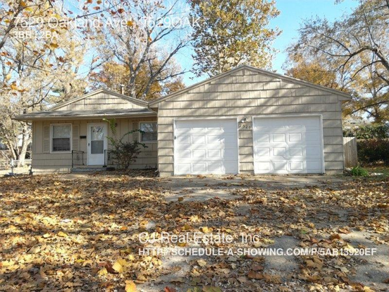 3 Bedrooms 2 Bathrooms House for rent at 7529 Oakland Ave in Kansas City, MO
