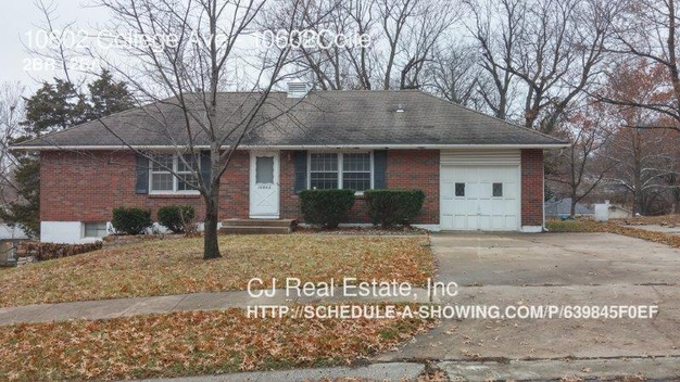 2 Bedrooms 2 Bathrooms House for rent at 10602 College Ave in Kansas City, MO