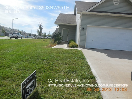 2 Bedrooms 2 Bathrooms House for rent at 3503 Nw 95th in Kansas City, MO