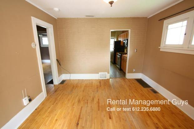 2 Bedrooms 1 Bathroom House for rent at 3754 Sheridan Ave N in Minneapolis, MN