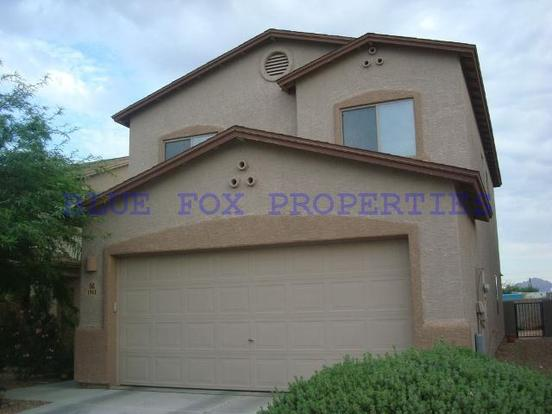 4 Bedrooms 2 Bathrooms House for rent at 1951 E. Vera Cruz Vista in Tucson, AZ