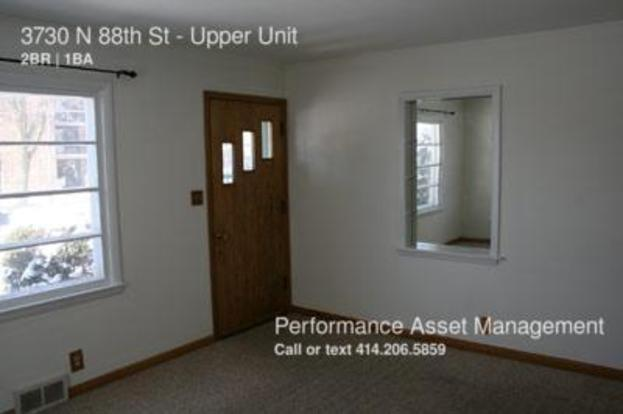 2 Bedrooms 1 Bathroom House for rent at 3730 N 88th St in Milwaukee, WI