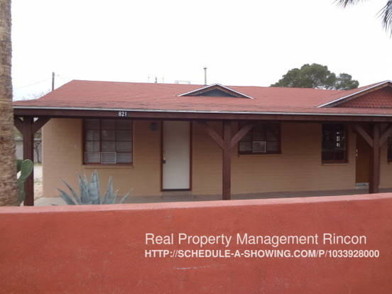 1 Bedroom 1 Bathroom House for rent at 821 N. Swan Rd in Tucson, AZ