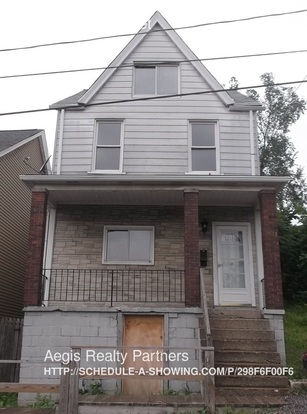 4 Bedrooms 2 Bathrooms House for rent at 3921 Portman Street in Pittsburgh, PA