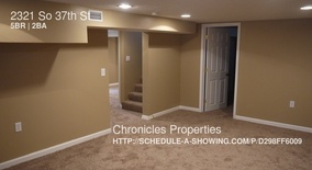 2321 So 37th St Apartment for rent in Lincoln, NE