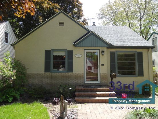 2 Bedrooms 1 Bathroom House for rent at 4421 30th Avenue South in Minneapolis, MN