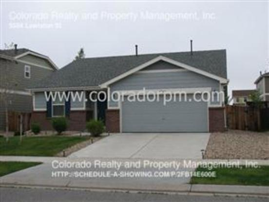 3 Bedrooms 2 Bathrooms House for rent at 5504 Lewiston St in Denver, CO