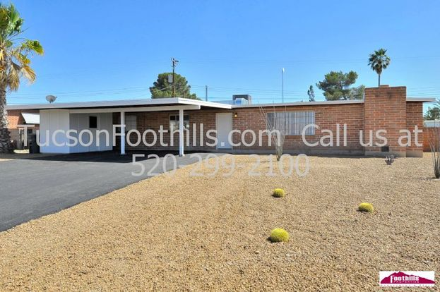 4 Bedrooms 2 Bathrooms House for rent at 7058 Calle Betelgeux in Tucson, AZ