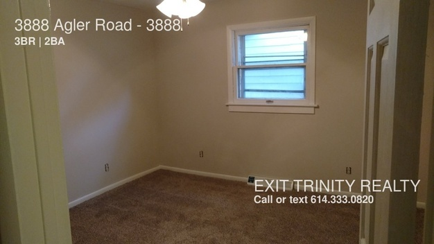 3 Bedrooms 2 Bathrooms House for rent at 3888 Agler Road in Columbus, OH