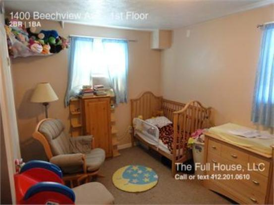 2 Bedrooms 1 Bathroom House for rent at 1400 Beechview Ave in Pittsburgh, PA