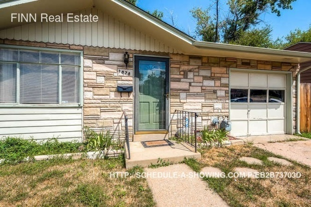 2 Bedrooms 2 Bathrooms House for rent at 1878 S Raleigh St in Denver, CO