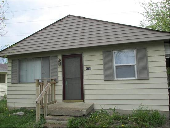 3 Bedrooms 1 Bathroom Apartment for rent at 4122 Kenneth Ave in Indianapolis, IN