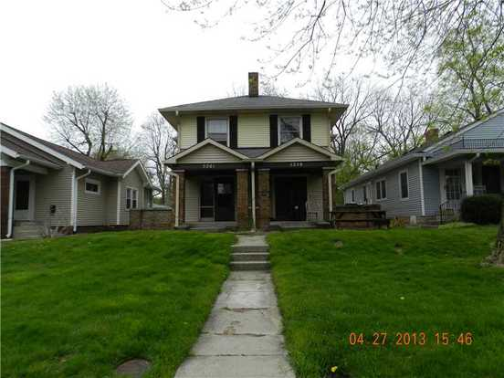 3 Bedrooms 1 Bathroom Apartment for rent at 5261 N College Ave in Indianapolis, IN
