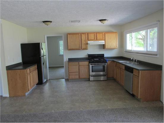 4 Bedrooms 3 Bathrooms Apartment for rent at 7220 Layman Ave in Indianapolis, IN