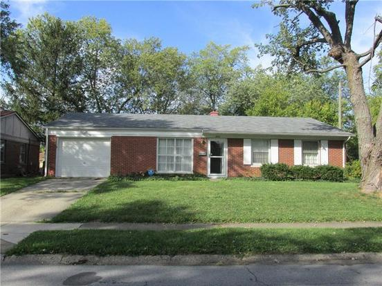 3 Bedrooms 1 Bathroom Apartment for rent at 7926 W. 35 Th Street in Indianapolis, IN