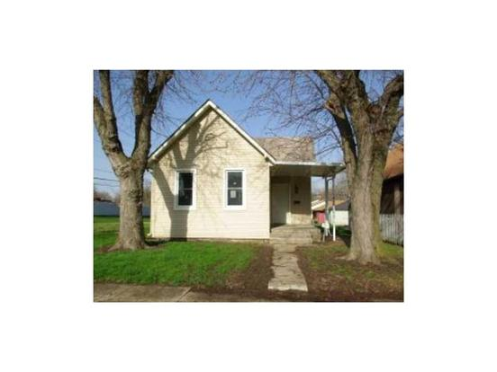 2 Bedrooms 1 Bathroom Apartment for rent at 1874 Barth Ave in Indianapolis, IN