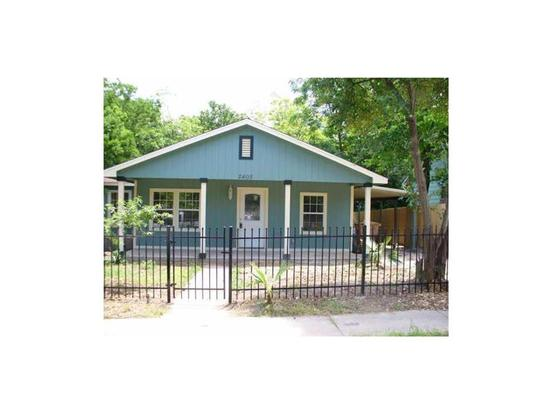 3 Bedrooms 2 Bathrooms Apartment for rent at 2405 S 3rd St in Austin, TX