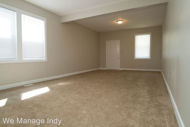 3 Bedrooms 1 Bathroom Apartment for rent at 1421 1423 Hamilton Ave in Indianapolis, IN