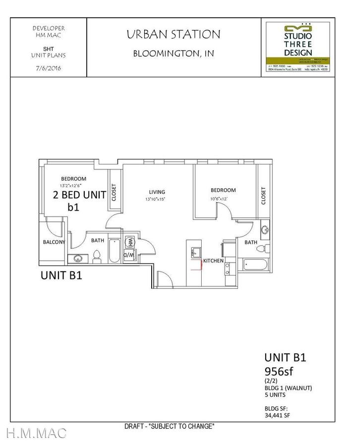 2 Bedrooms 2 Bathrooms Apartment for rent at 405 S. Walnut Street in Bloomington, IN