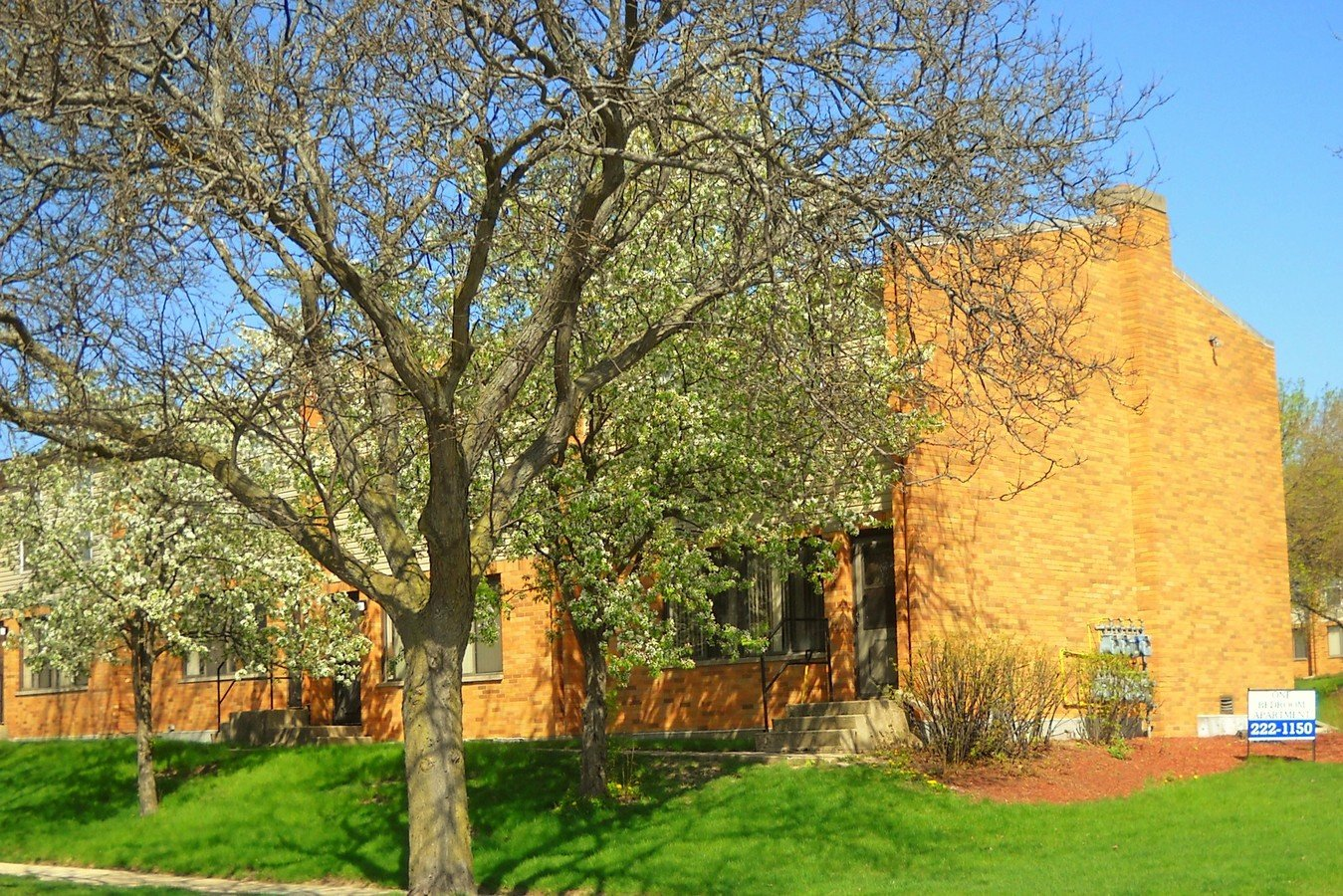 1 Bedroom 1 Bathroom Apartment for rent at Glendale Townhomes in Madison, WI