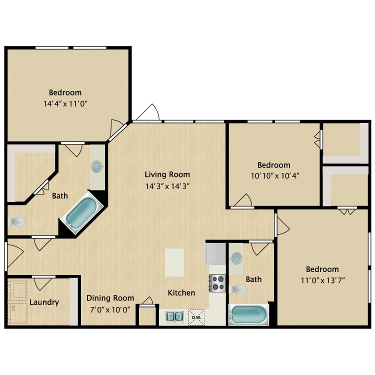 Apartments Near Me El Paso Tx: Avalon West Apartments El Paso, TX