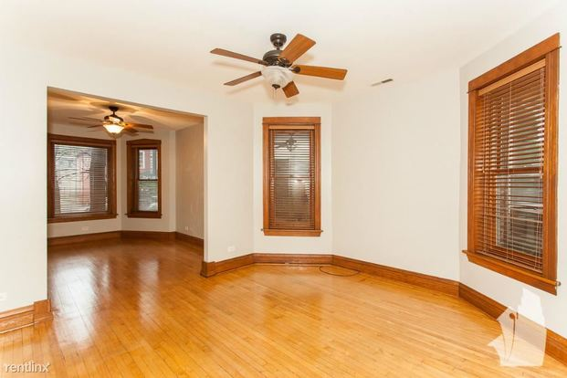 4 Bedrooms 2 Bathrooms Apartment for rent at 3611 N Damen Ave in Chicago, IL