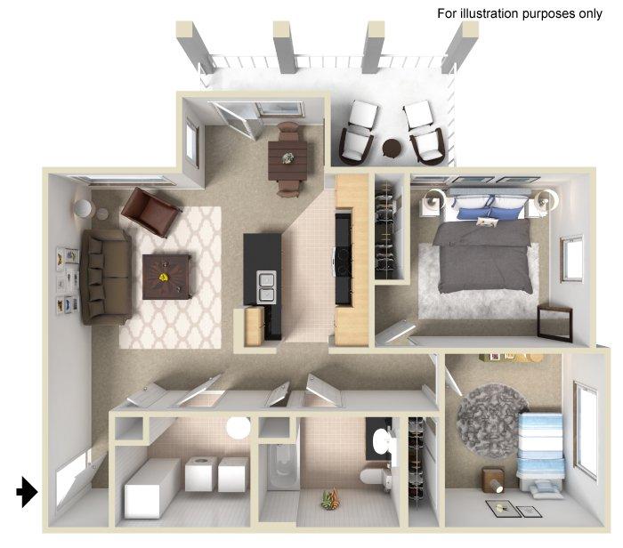 University Place Apartments Memphis, TN