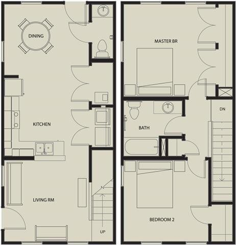 2 Bedrooms 1 Bathroom Apartment for rent at Arlington Grove Apartments in St Louis, MO