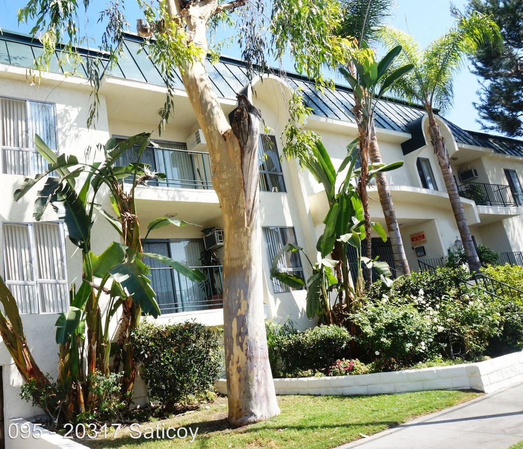 1 Bedroom 1 Bathroom Apartment for rent at 20317 Saticoy St. in Winnetka, CA