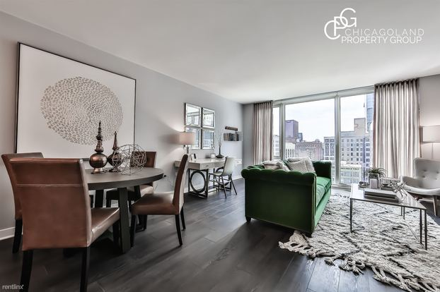 1 Bedroom 1 Bathroom Apartment for rent at 25 W Randolph St in Chicago, IL