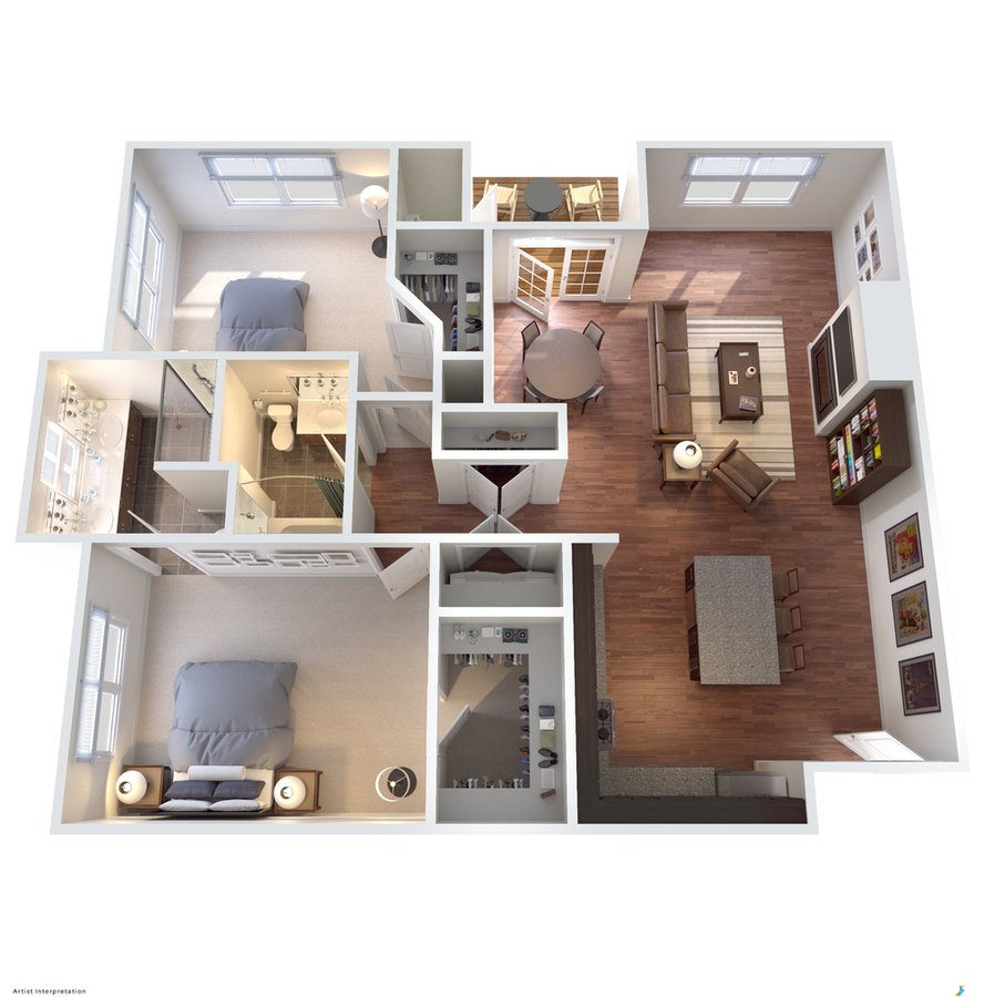 Avanti Luxury Apartments Bel Air, MD