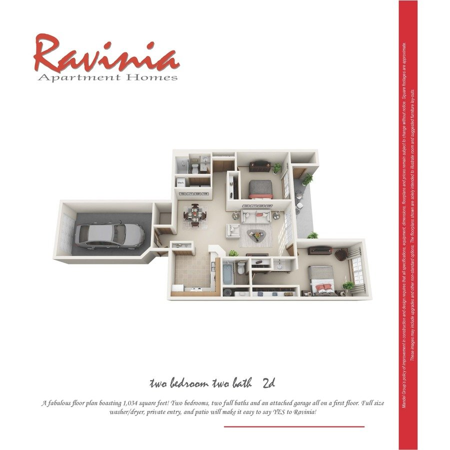 Ravinia Apartments Greenfield, WI