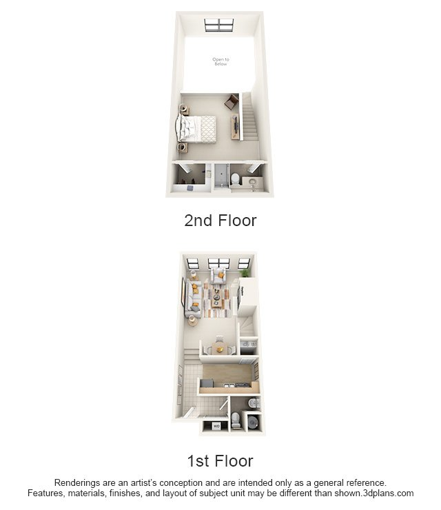 1 Bedroom 1 Bathroom Apartment for rent at East Pointe Commons in Milwaukee, WI