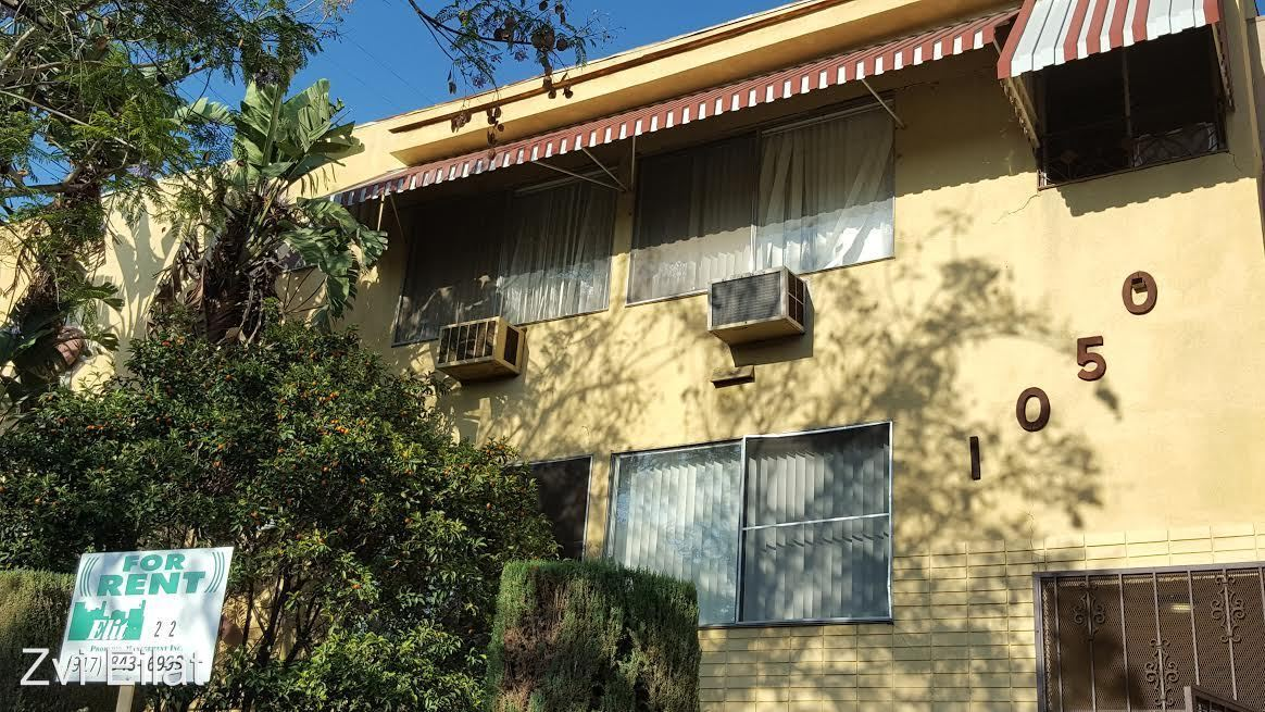 2 Bedrooms 2 Bathrooms Apartment for rent at 1050 N. Ogden Dr. in West Hollywood, CA
