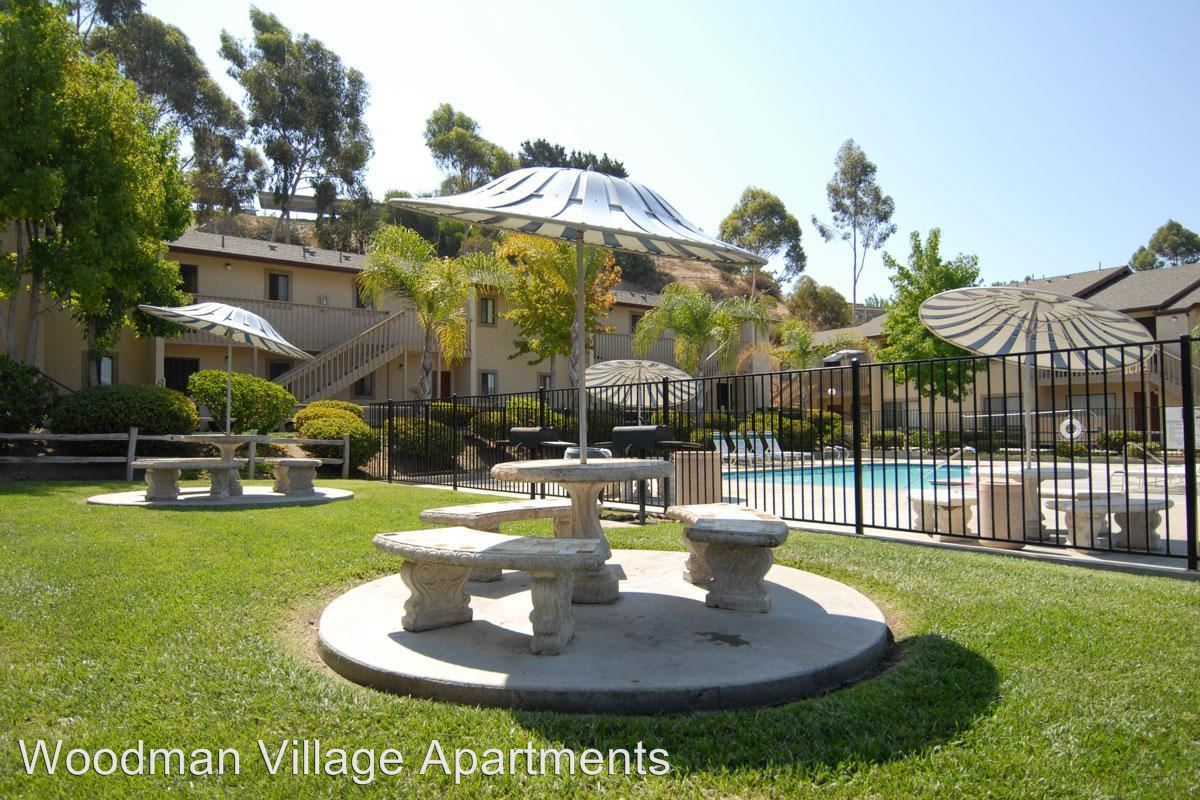 1 Bedroom 1 Bathroom Apartment for rent at 6935 Paradise Valley Rd in San Diego, CA