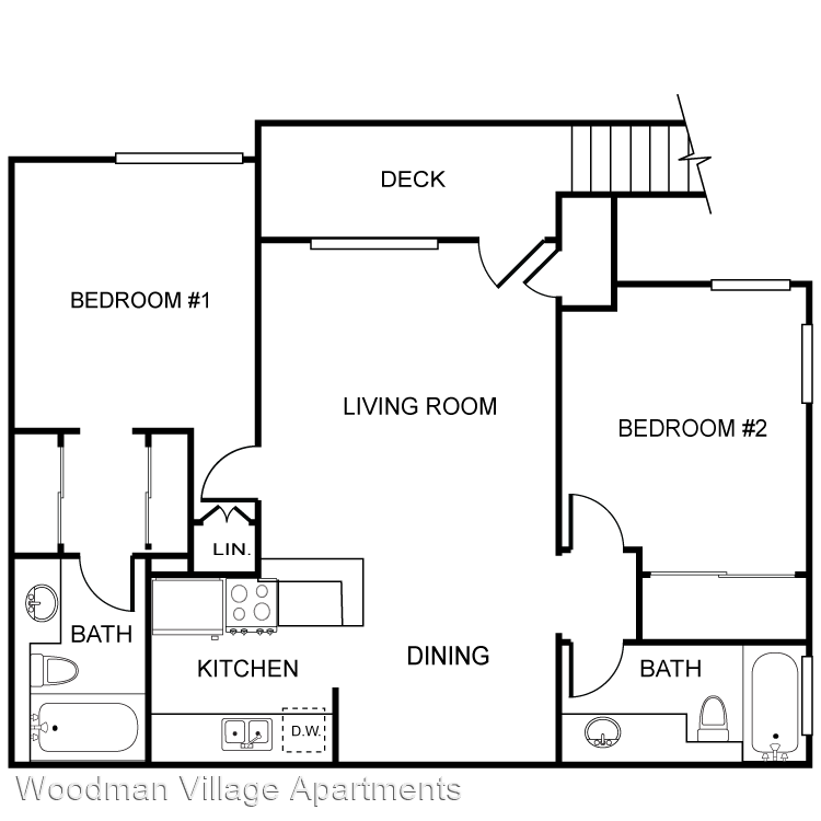 Woodman Village Apartments San Diego, CA