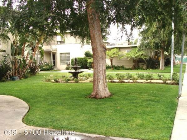 2 Bedrooms 1 Bathroom Apartment for rent at 5700 Hazeltine Ave. in Valley Glen, CA