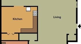 Similar Apartment at E Brady St