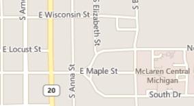 E High St Apartment for rent in Mt Pleasant, MI