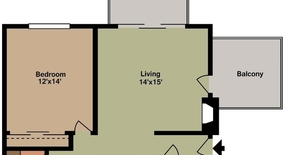 Similar Apartment at Lakerun Ct