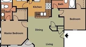 N Jones Blvd Apartment for rent in Las Vegas, NV
